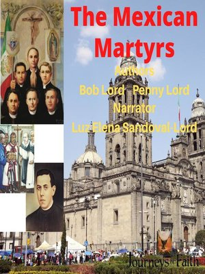 cover image of The Mexican Martyrs