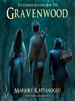cover image of Gravenwood