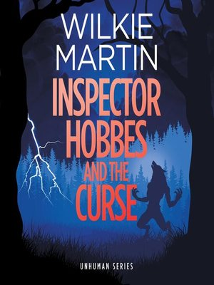 cover image of Inspector Hobbes and the Curse by Wilkie Martin