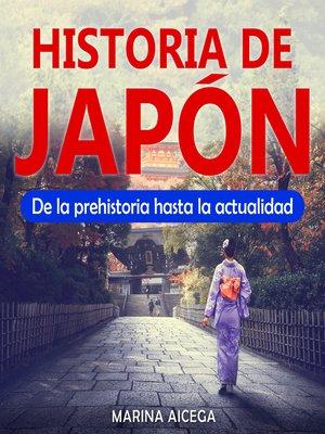 cover image of Historia de Japón