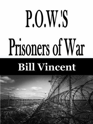 cover image of P.O.W.'S Prisoners of War