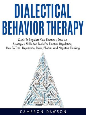 cover image of DIALECTICAL BEHAVIOR THERAPY