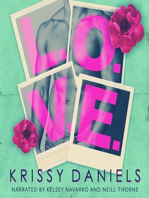 cover image of L.O.V.E.