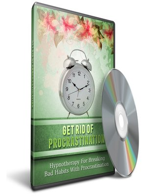 cover image of Hypnosis for Destroying Procrastination
