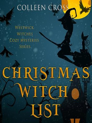 cover image of Christmas Witch List
