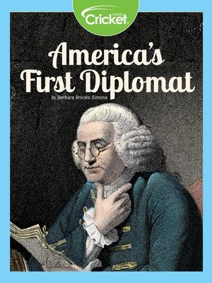 cover image of America's First Diplomat