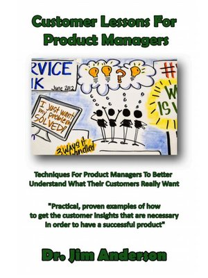 cover image of Customer Lessons for Product Managers