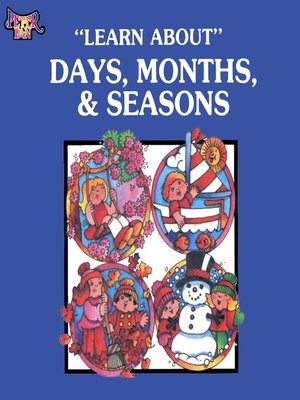 cover image of Days, Months Seasons