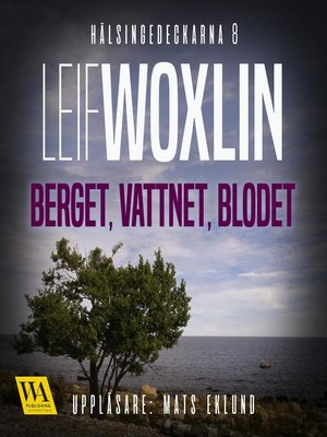 cover image of Berget, Vattnet, Blodet
