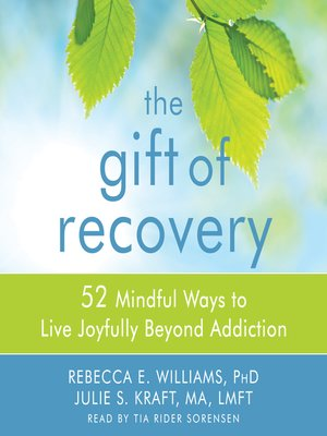 cover image of The Gift of Recovery