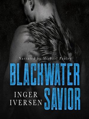 cover image of Blackwater Savior