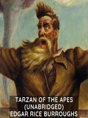cover image of Tarzan of the Apes
