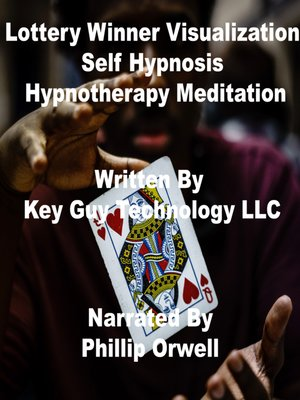 cover image of Lottery Winner Visualization Self Hypnosis Hypnotherapy Meditation