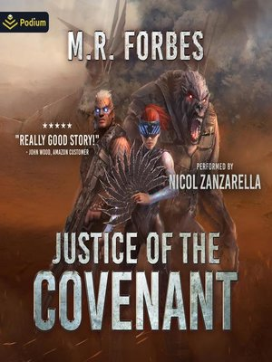 cover image of Justice of the Covenant