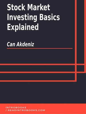 cover image of Stock Market Investing Basics Explained