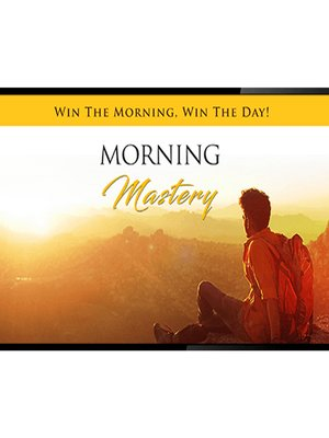 cover image of Morning Mastery