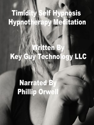 cover image of Timidity Self Hypnosis Hypnotherapy Meditation