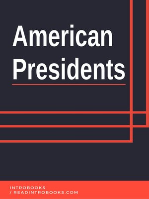cover image of American Presidents
