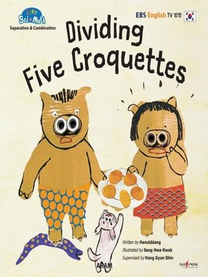 cover image of Dividing Five Croquettes