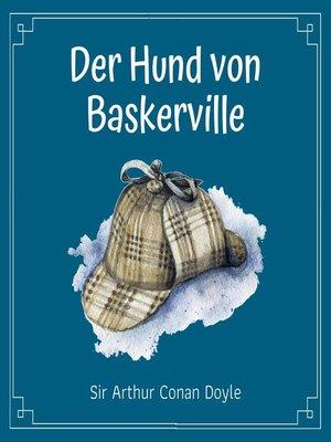 cover image of Der Hund von Baskervilles