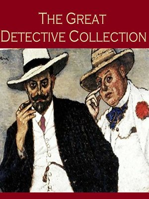 cover image of The Great Detective Collection
