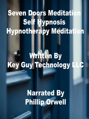 cover image of Seven Doors Meditation Self Hypnosis Hypnotherapy Meditation