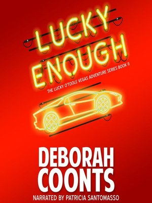 cover image of Lucky Enough