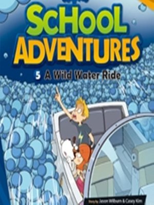 cover image of A Wild Water Ride