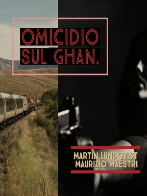 cover image of Omicidio sul Ghan.