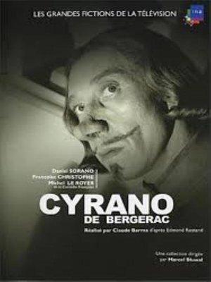 cover image of Cyrano de Bergerac--Edmond Rostand