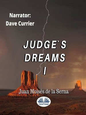 cover image of Judge's Dreams I