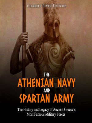 cover image of The Athenian Navy and Spartan Army
