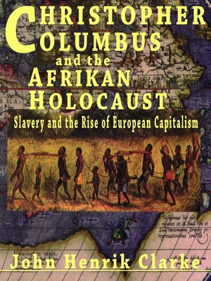cover image of Christopher Columbus and the Afrikan Holocaust