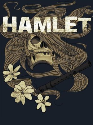 cover image of Hamlet--William Shakespeare