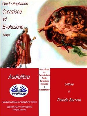 cover image of Creazione ed Evoluzione
