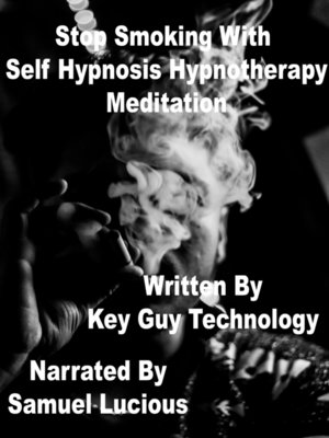 cover image of Stop Smoking Association With Self Hypnosis Hypnotherapy Meditation