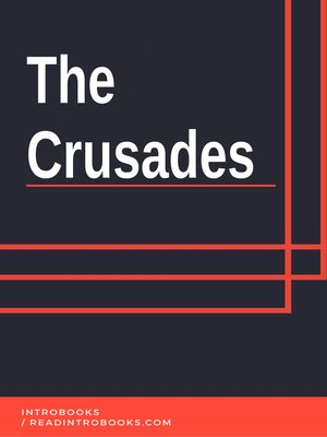 cover image of The Crusades