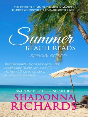 cover image of Summer Beach Reads--special edition