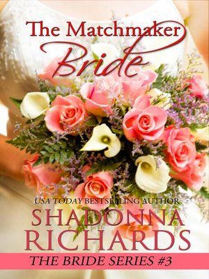 cover image of The Matchmaker Bride