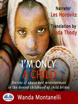 cover image of I'm Only a Child