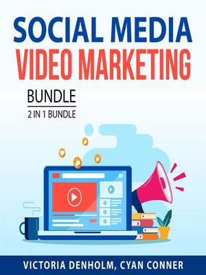 cover image of Social Media Video Marketing Bundle, 2 in 1 Bundle