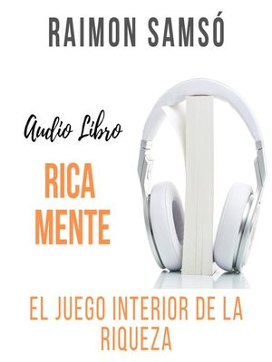cover image of Rica Mente