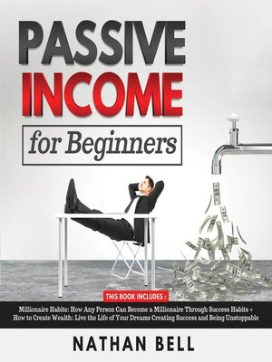 cover image of Passive Income for Beginners