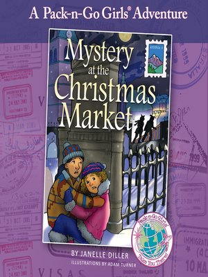 cover image of Mystery at the Christmas Market