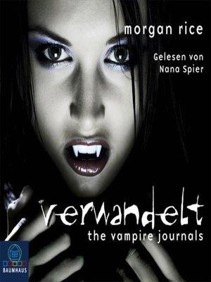cover image of Verwandelt