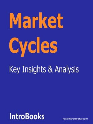 cover image of Market Cycles