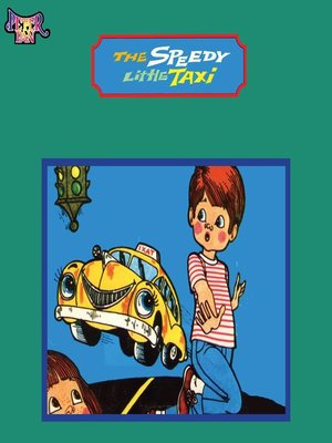 cover image of Speedy Little Taxi