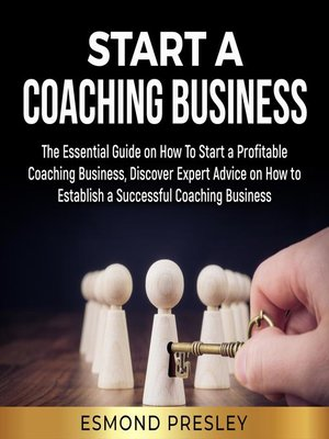 cover image of Start a Coaching Business
