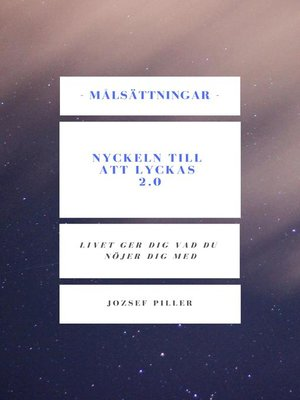 cover image of Målsättningar
