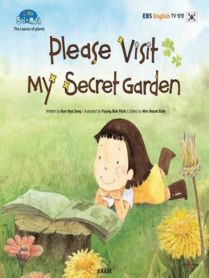 cover image of Please Visit My Secret Garden